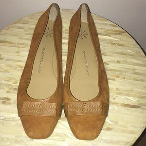Isaac Mizarhi Live Ballet Flat Shoes Size 10
